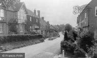 Rotherfield, Church Road c1955