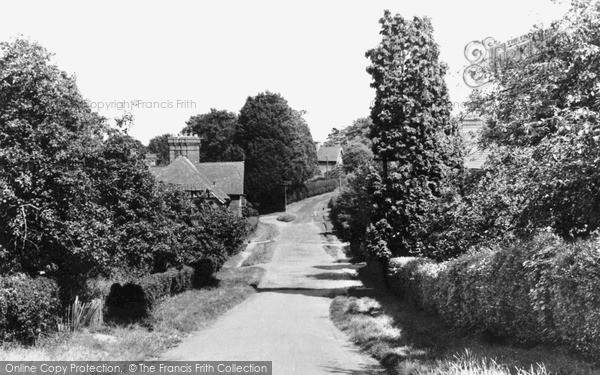 Rotherfield, New Road c1960