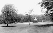 Rotherham, Clifton Park 1895