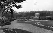 Rotherham, Clifton Park c.1955