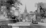 Rotherham, Doncaster Gate c.1955