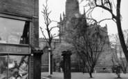Rotherham, Parish Church c.1960