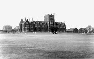 Rotherham, The Grammar School 1957