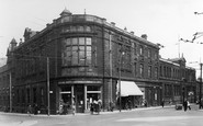 Rotherham, Town Hall c.1955