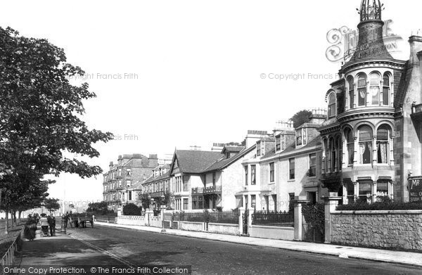 Photo of Rothesay, Battery Place 1904