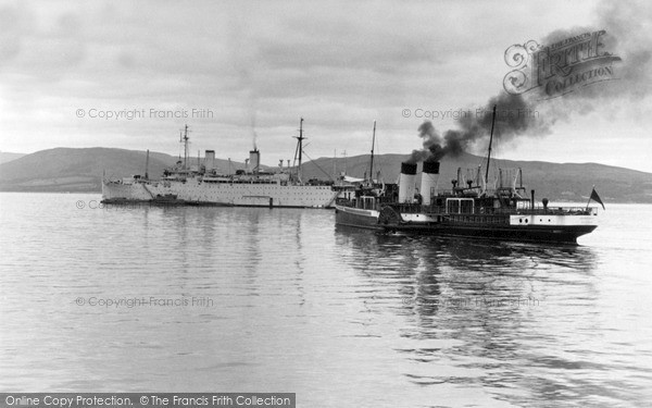 Photo of Rothesay, Bay c.1950