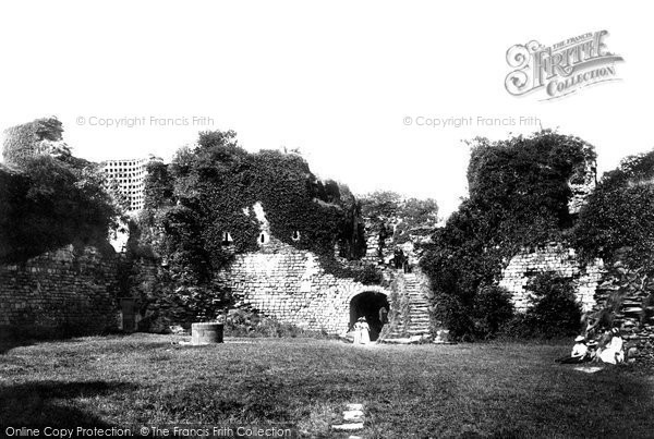 Photo of Rothesay, Castle  1897
