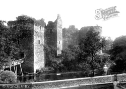 Rothesay, Castle 1897