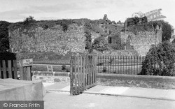 Rothesay, Castle 1951