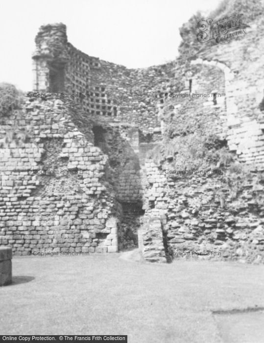 Photo of Rothesay, Castle 1960