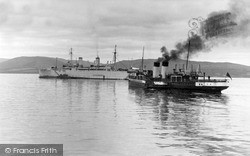 In The Bay c.1950, Rothesay