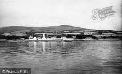 Rothesay, Lighthouse At Toward Point c.1960