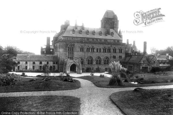 Photo of Rothesay, Mount Stuart 1899