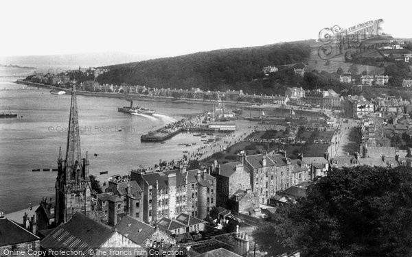 Photo of Rothesay, Pier 1904