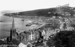 Rothesay, Pier 1904