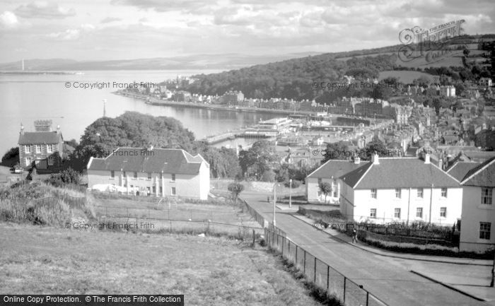 Photo of Rothesay, St Brides Road 1974