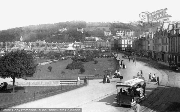 Photo of Rothesay, The Esplanade 1897