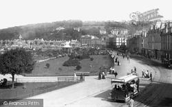 Rothesay, The Esplanade 1897