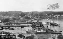The Pier And Steamers 1897, Rothesay