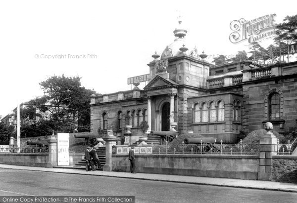 Photo of Rothesay, The Public Baths 1904