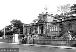 Rothesay, The Public Baths 1904
