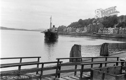 Rothesay, View From The Pier c.1950