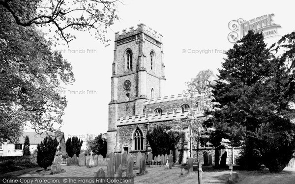 Photo of Rothley, Church Of St Mary And St John The Baptist c.1965