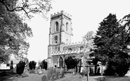Rothley, Church of St Mary and St John the Baptist c1965