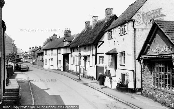 Photo of Rothley, Fowke Street c.1965