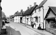 Rothley, Fowke Street c1965