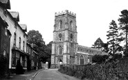 Rothley, St Mary's Church c1955
