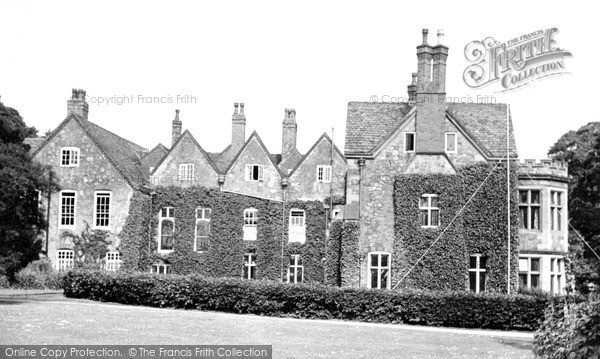 Photo of Rothley, The Temple c.1955