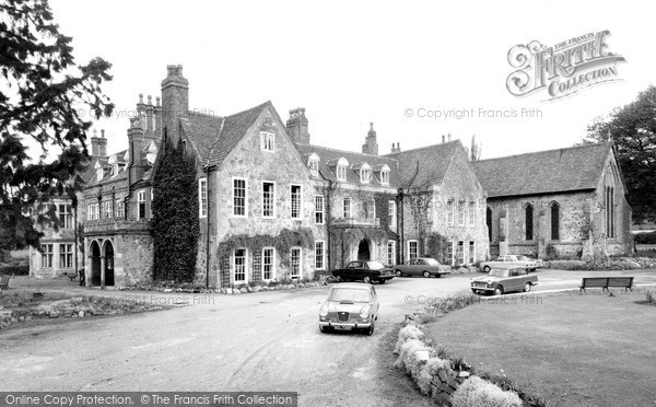 Photo of Rothley, The Temple (The Rothley Court Hotel) 1965