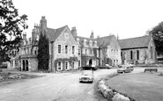 Rothley, The Temple (the Rothley Court Hotel) 1965