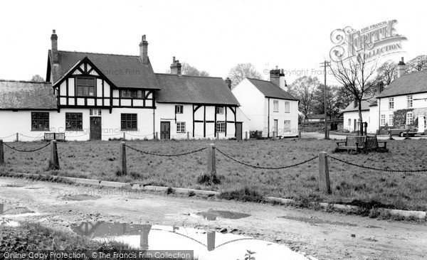 Photo of Rothley, Town Green c.1965