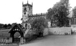 Holy Trinity Church c.1965, Rothwell