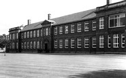 Rothwell, The Grammar School c1965