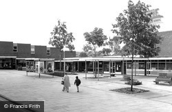 The New Shopping Centre c.1965, Rothwell