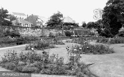 Rothwell, The Park c.1965