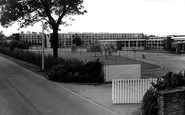 Rothwell, the Secondary School c1965