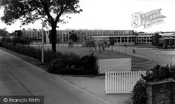The Secondary School c.1965, Rothwell