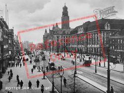 Coolsingel c.1930, Rotterdam
