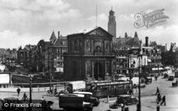 Delft Gate Square c.1930, Rotterdam