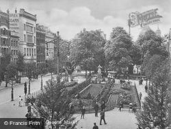 Grote Markt c.1930, Rotterdam