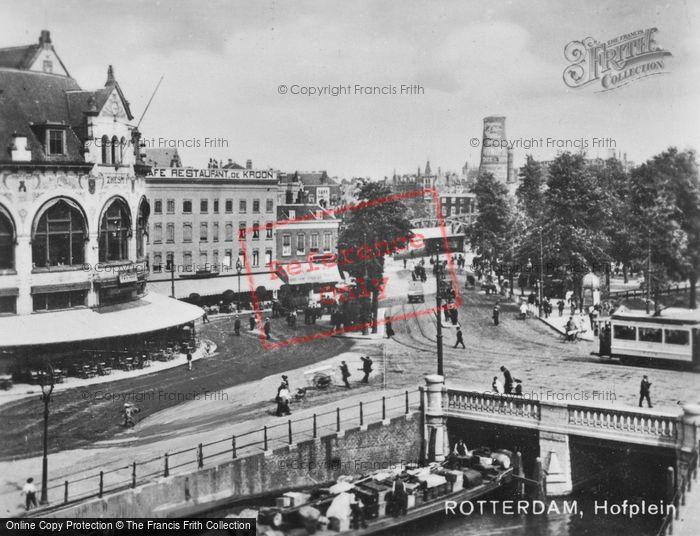 Photo of Rotterdam, Hofplein c.1930