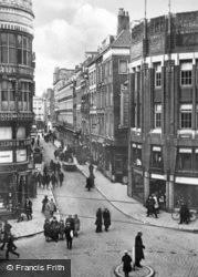 Hoofsteeg c.1930, Rotterdam