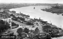 Oosterkade c.1930, Rotterdam