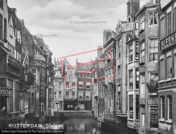 Photo of Rotterdam, Steiger c.1930