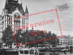 Witte Huis c.1930, Rotterdam