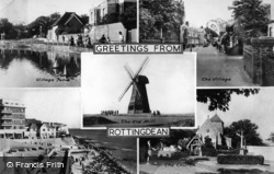 Rottingdean, Composite c.1955